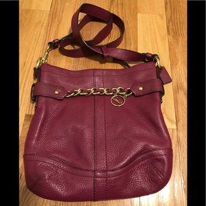 Coach- crossbody purse